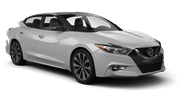 NATIONAL Car hire Las Vegas - Airport Luxury car - Nissan Maxima