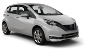 NISSAN Car hire Hokkaido - Wakkanai Railway Station Compact car - Nissan Note e-Power