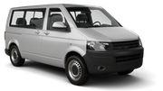 GREEN MOTION Car hire Orlando - Airport Van car - Nissan NV3500
