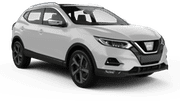 GREEN MOTION Car hire Sainte Marie - Downtown Suv car - Nissan Qashqai