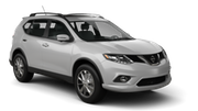 ROUTES Car hire Orlando - Airport Suv car - Nissan Rogue