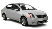 ALAMO Car hire Santo Domingo - Novocentro Mall Compact car - Nissan Sentra