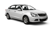 NISSAN Car hire Nagoya - Downtown Standard car - Nissan Sylphy