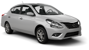 FOX Car hire Las Vegas - Airport Compact car - Nissan Versa