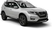 GREEN MOTION Car hire Sainte Marie - Downtown Suv car - Nissan X-Trail