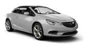 HERTZ Car hire Belgrade - Airport Convertible car - Opel Cascada