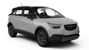 Hire Opel Crossland X