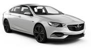 SIXT Car hire Waren Standard car - Opel Insignia