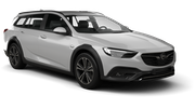 HERTZ Car hire Heviz - Downtown Standard car - Opel Insignia Estate