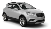 ALAMO Car hire Targu Mures Downtown Suv car - Opel Mokka