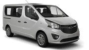 HERTZ Car hire Heviz - Downtown Van car - Opel Vivaro