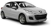 KEM Car hire Paphos - Airport Mini car - Peugeot 107