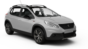 GREEN MOTION Car hire London - Airport - Heathrow Suv car - Peugeot 2008