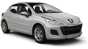 FIRST Car hire Balzan Downtown Compact car - Peugeot 207