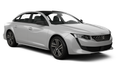 HERTZ Car hire Gosier - Building Shoca Standard car - Peugeot 508