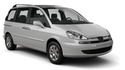 ALAMO Car hire Santo Domingo - Novocentro Mall Van car - Peugeot 807