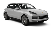 EUROPCAR Car hire Belgrade - Airport Luxury car - Porsche Cayenne