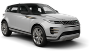 ENTERPRISE Car hire Dubrovnik - Airport Suv car - Range Rover Evoque