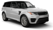 AIDA Car hire Limassol City Luxury car - Range Rover Sport