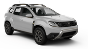 EUROPCAR Car hire Nampula - Airport Suv car - Renault Duster