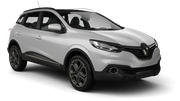 JUMBO CAR Car hire Sainte Marie - Downtown Suv car - Renault Kadjar