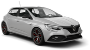 ALAMO Car hire Le Port Standard car - Renault Megane