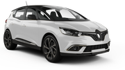 BUDGET Car hire Le Port Standard car - Renault Scenic
