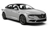 EUROPCAR Car hire Gosier - Building Shoca Standard car - Renault Talisman