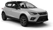 EUROPCAR Car hire Budapest - Downtown Suv car - Seat Arona