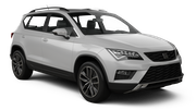 THRIFTY Car hire Bucharest - Centre Suv car - Seat Ateca