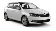 GET YOUR CAR Car hire Larnaca - Airport Economy car - Skoda Fabia