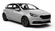 INTERRENT Car hire Belgrade - Airport Compact car - Skoda Kamiq