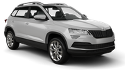 GREEN MOTION Car hire Belgrade - Airport Suv car - Skoda Karoq