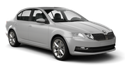 FIREFLY Car hire Limassol City Standard car - Skoda Octavia