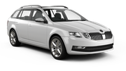 EUROPCAR Car hire Waren Standard car - Skoda Octavia Estate