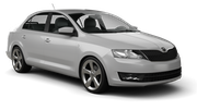 HERTZ Car hire Heviz - Downtown Compact car - Skoda Rapid