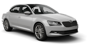 EUROPCAR Car hire Waren Standard car - Skoda Superb