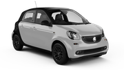 AVIS Car hire Larnaca - Airport Mini car - Smart Forfour