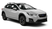 EUROPCAR Car hire Limassol City Suv car - Subaru XV
