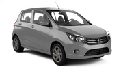 ABBYCAR Car hire Limassol City Mini car - Suzuki Celerio