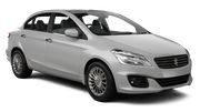 AVIS Car hire Dakar City Standard car - Suzuki Ciaz