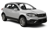 HERTZ Car hire Limassol City Suv car - Suzuki SX4