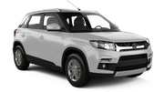 BUDGET Car hire London - Airport - Heathrow Compact car - Suzuki Vitara