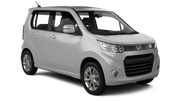 ALAMO Car hire Kisarazu - Downtown Mini car - Suzuki Wagon R