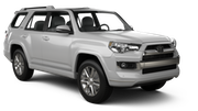 Hire Toyota 4Runner