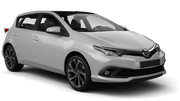 Hire Toyota Auris Estate