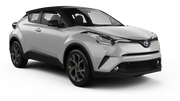 AVIS Car hire Larnaca - Airport Standard car - Toyota C-HR