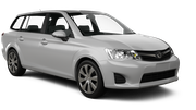 AERCAR Car hire Limassol City Standard car - Toyota Corolla Estate