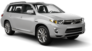 FIREFLY Car hire Sydney Airport - International Terminal Suv car - Toyota Kluger