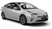 ENTERPRISE Car hire Baltimore - Airport Standard car - Toyota Prius Hybrid
